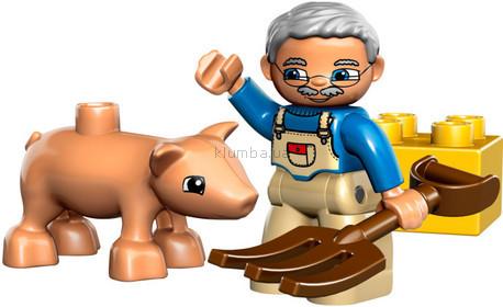 Детская игрушка Lego Duplo Маленький поросенок (5643)
