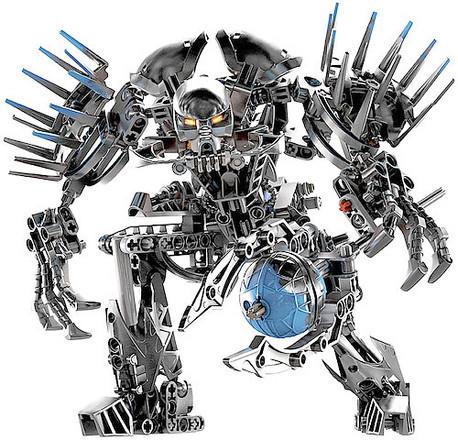 Детская игрушка Lego Hero Factory Фон Небула (7145)