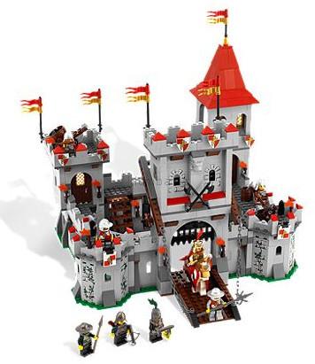 Детская игрушка Lego Kingdoms Королевский замок (7946)