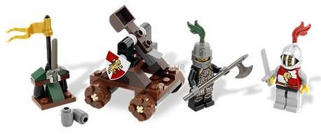 Детская игрушка Lego Kingdoms Решающий поединок (7950)