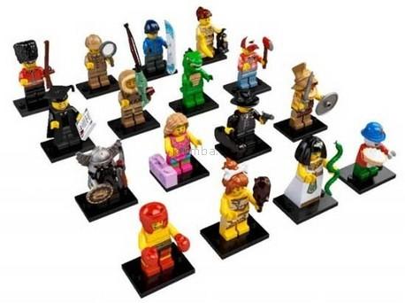 Детская игрушка Lego Минифигурки серия №5 (8805)
