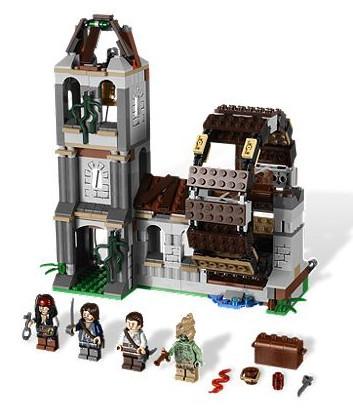 Детская игрушка Lego Pirates of the Caribbean Мельница (4183)