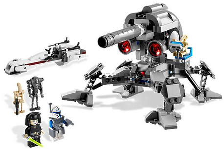 Детская игрушка Lego Star Wars Битва за Геонозис (7869)