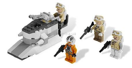 Детская игрушка Lego Star Wars Боевое подразделение повстанцев (8083)