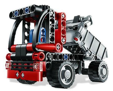Детская игрушка Lego Technic Мини-погрузчик (8065)
