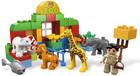 Детская игрушка Lego Duplo Мой первый зоопарк (6136)