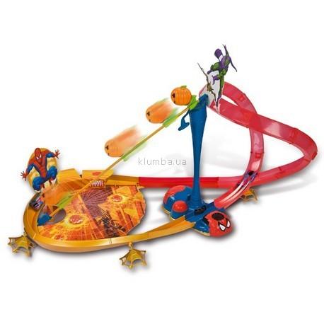 Детская игрушка Majorette Набор из перехватчика и машинки