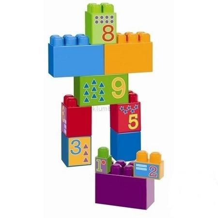 Детская игрушка MEGA Bloks Изучаем цифры