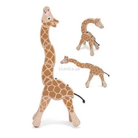 Детская игрушка Melissa&Doug Игрушка-манипулятор Жираф