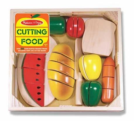 Детская игрушка Melissa&Doug Продуктовая нарезка (487)
