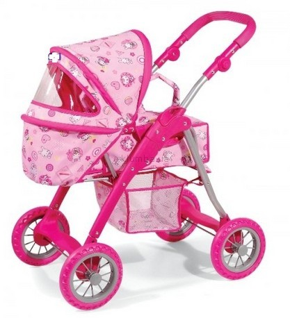 Детская игрушка Melogo Коляска для кукол (9388)