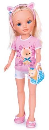 Детская игрушка Nancy Nancy с котенком