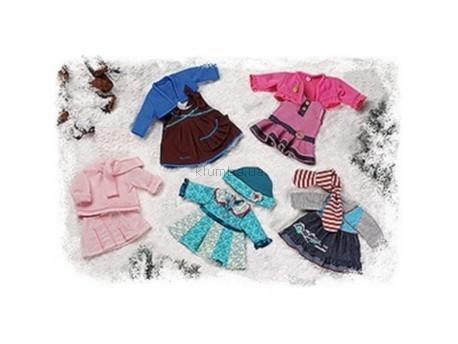 Детская игрушка Nenuco Набор зимней одежды (Nenuco)
