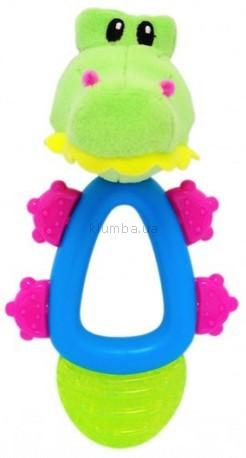 Детская игрушка Nuby Прорезыватель с термогелем