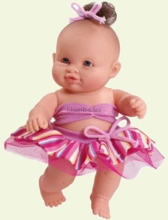 Детская игрушка Paola Reina Младенец девочка европейка