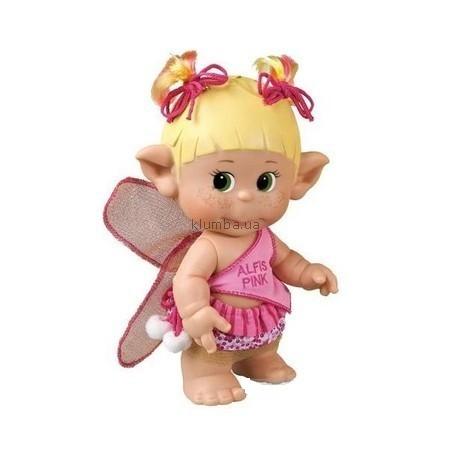 Детская игрушка Paola Reina Пупс  Эльф розовый