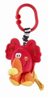 Детская игрушка Playgro Прорезыватель Слоненок