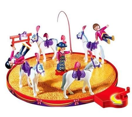 Детская игрушка Playmobil Арена для дрессировки с животными