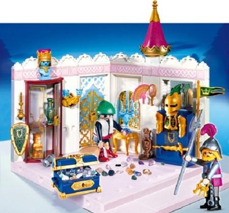 Детская игрушка Playmobil Королевская казна