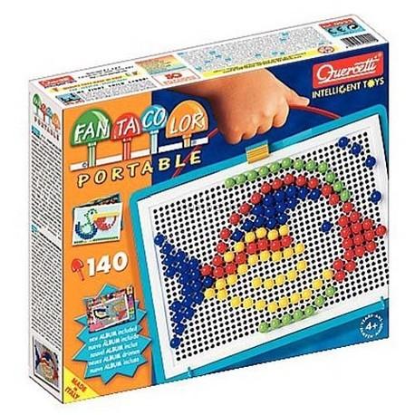 Детская игрушка Quercetti Набор для занятий мозаикой (0922)