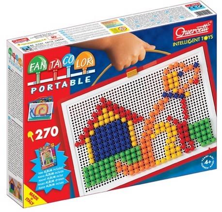 Детская игрушка Quercetti Набор для занятий мозаикой (0952)