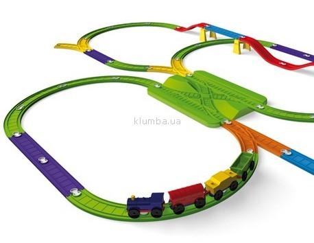 Детская игрушка Quercetti Железная дорога  (6135)
