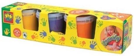 Детская игрушка Ses Набор гуаши Маленький художник (0304)