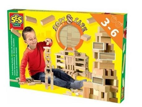 Детская игрушка Ses Строительные мягкие блоки