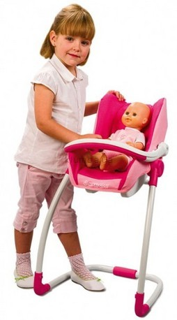 Детская игрушка Smoby Кресло-качалка-стульчик Maxi-Cosi