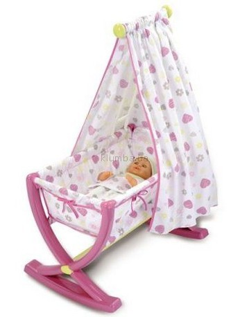 Детская игрушка Smoby Кроватка для кукол Baby Nurse