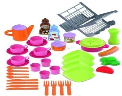 Детская игрушка Smoby Набор из 50 аксессуаров для кухни