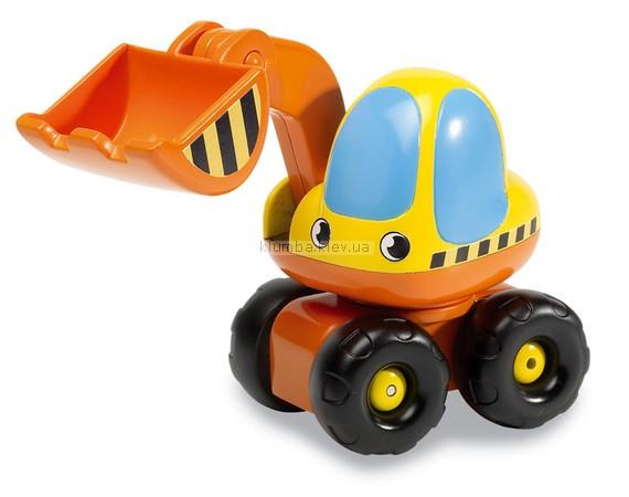 Детская игрушка Smoby Экскаватор Vroom Planet
