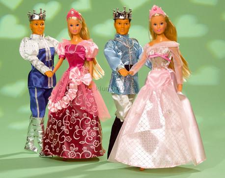 Детская игрушка Steffi Love Штеффи Принцесса с Принцем