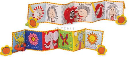 Детская игрушка Taf Toys Книжка со стереозвуком и 2 мелодиями