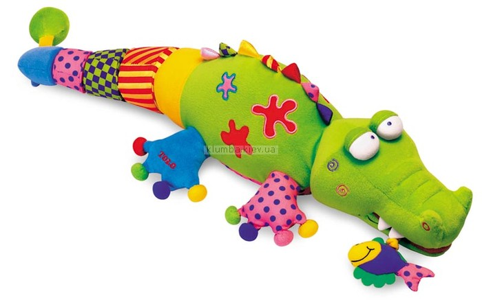 Детская игрушка Tolo Крокодил