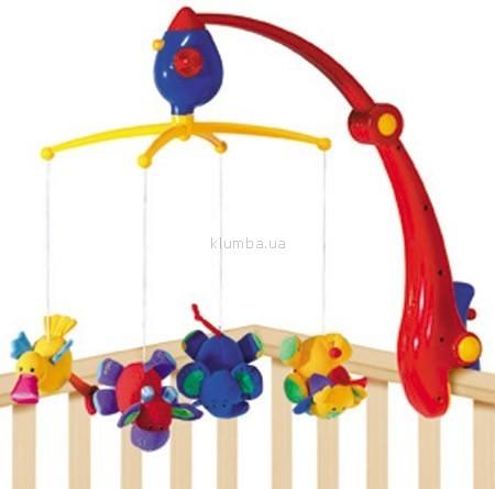 Детская игрушка Tolo Музыкальная карусель на кроватку