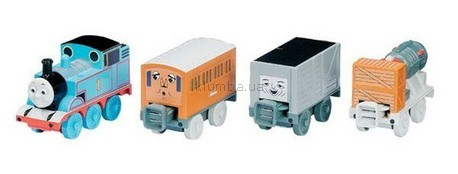 Детская игрушка Tomy Поезд со звуковыми эффектами