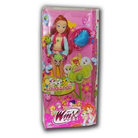 Детская игрушка WinX  Блум, Домашние любимцы