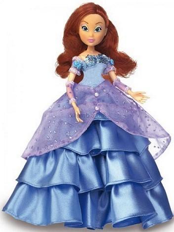 Детская игрушка WinX  Блум,  Поющая принцесса