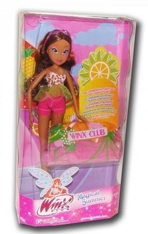 Детская игрушка WinX  Лейла/Аиша, Фруктовая вечеринка
