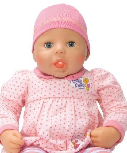 Детская игрушка Zapf Creation Кукла Шу-Шу (Chou Chou) с  функциями