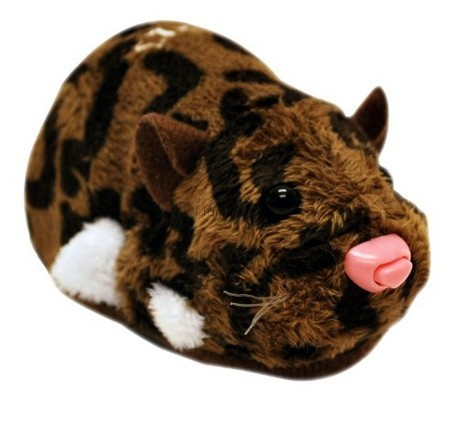 Детская игрушка Zhu Zhu Pets Интерактивный хомячок  Капучино
