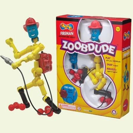 Детская игрушка Zoob Dude пожарный