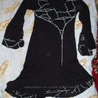 Красивое трикотажное платье, предлагайте цену))