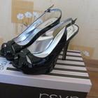 Шикарные лаковые туфли, США, новые,40 й р-р