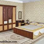 Новая недорогая спальня «Ким» по отличной цене! (полный комплект)