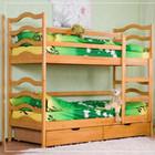 Двухъярусная кровать София от производителя оптом и в розницу!