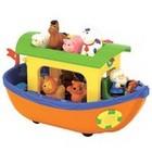 Игровой набор - Ноев ковчег (на колесах, укр или русский яз и звуки )