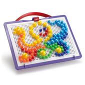 Набор - для занятий мозаикой 10-15-20 мм фишки 160 шт.Quercetti новый