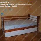 Односпальная кровать Полина с подъемным механизмом